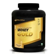 MuscleBlaze Whey Gold Protein,  4.4 lb  Cookies & Cream