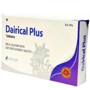 Essenzaa Lifescience Dairical Plus,  30 tablet(s)  Unflavoured