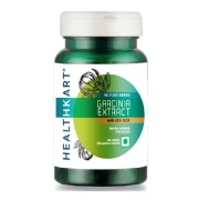 HealthKart Garcinia with 65% HCA,  60 capsules