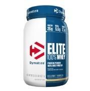 Dymatize Elite 100% Whey Protein,  2 lb  Gourmet Vanilla