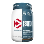 Dymatize Iso-100 Protein,  1.6 lb  Gourmet Chocolate