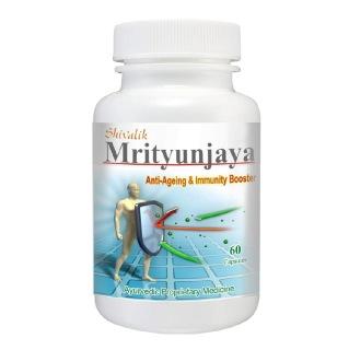 Shivalik Herbals Mrityunjaya,  60 capsules