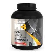 MuscleBlaze Iso-Zero, 4.4 lb Strawberry