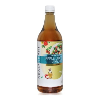 2 - HealthKart Filtered Apple Cider Vinegar,  1 L  Natural New