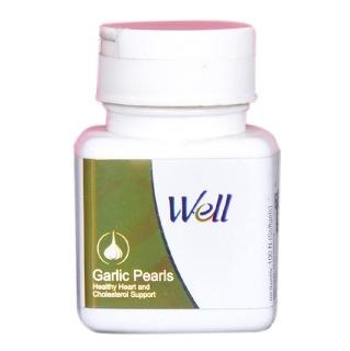 Modicare Well Garlic Pearls,  100 softgels