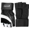 MuscleBlaze Gloves,  Black & White  Small