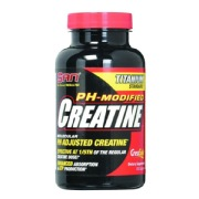 SAN PH Modified Creatine,  Unflavoured  120 capsules