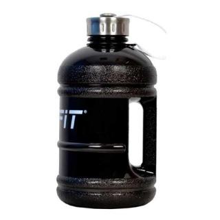 Biofit Gallon Water Bottle,  Black  1.89 L