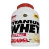 SAN 100% Pure Titanium Whey Essential,  5 lb  Vanilla Butterscotch
