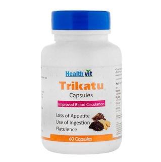 Healthvit Trikatu,  60 capsules