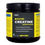Healthvit Micronized Creatine Powder,  Unflavoured  0.22 lb