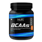 INLIFE BCAAs,  1 lb  Orange