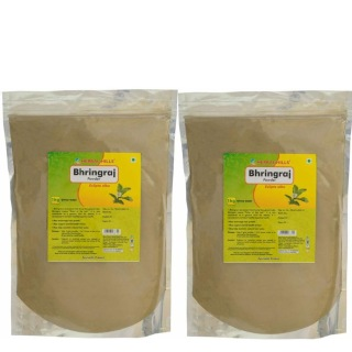 Herbal Hills Bhringraj Powder Pack of 2,  1 kg