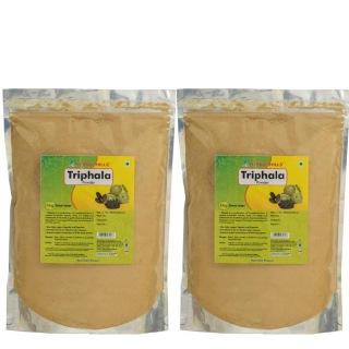 Herbal Hills Triphala Powder Pack of 2,  1 kg