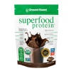 Ground Based Nutrition Superfood Protein,  0.92 lb  Chocolate