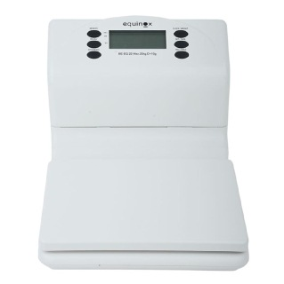 Equinox Baby Weighing Scale Digital (EQ BE 22),  White