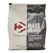 Dymatize Super Mass Gainer,  12 lb  Rich Chocolate