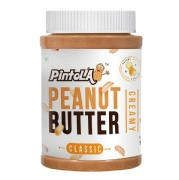 Pintola Classic Peanut Butter,  Creamy  1 kg