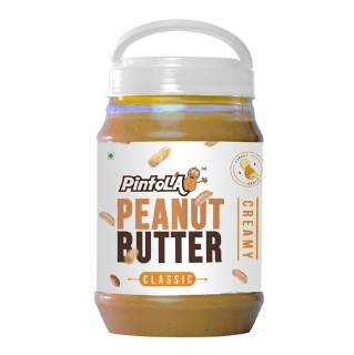 Pintola Classic Peanut Butter,  Creamy  2.5 kg