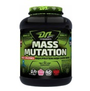 Domin8r Nutrition Mass Mutation,  5 lb  Strawberry