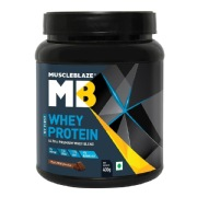MuscleBlaze My First Whey,  0.88 lb  Rich Milk Chocolate
