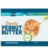HealthKart Peanut Butter 100% Natural Unsweetened,  Crunchy  1 kg