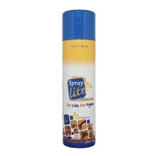 Spray lite Cooking Spray Natural,  0.175 kg