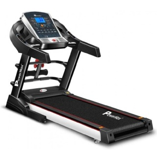 Power Max Motorized Treadmill (TDM 125S)