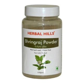 Herbal Hills Bhringraj powder,  0.1 kg