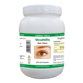 Herbal Hills Ocuhills (Eye Care),  900 capsules