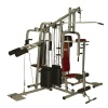 Lifeline 6 Station Home Gym 2 Weight Lines