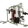 Home Gym - Lifeline 6 Station Home Gym 2 Weight Lines