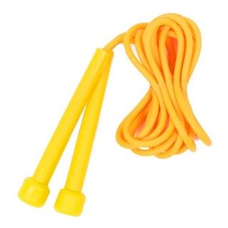 Lifeline Skipping Rope,  Yellow & Orange  Free Size