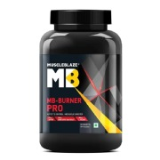 2 - MuscleBlaze MB Fat Burner PRO,  90 capsules  Unflavoured