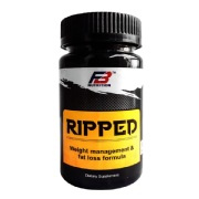 1 - FB Nutrition Ripped,  60 tablet(s)  Unflavoured