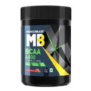 MuscleBlaze BCAA 6000, 0.44 lb Watermelon