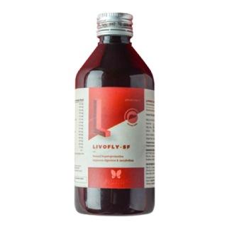 Butterfly Ayurveda Livofly SF Syrup,  200 ml