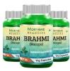 Morpheme Remedies Bacopa (500 mg) Pack of 3,  60 capsules