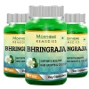Morpheme Remedies Bhringraja (500 mg) Pack of 3,  60 capsules
