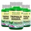 Morpheme Remedies Triphala-Guggul (500 mg) Pack of 3,  60 capsules