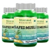 Morpheme Remedies Safed Musli (500 mg) Pack of 3,  60 capsules