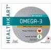 Highlight - HealthKart Omega 3 1000mg with 180mg EPA and 120mg DHA,  90 softgels