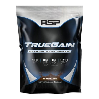 RSP Nutrition True Gain,  12 lb  Chocolate