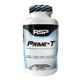 RSP Nutrition Prime T,  120 tablet(s)  Unflavoured