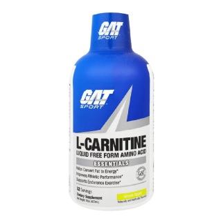 GAT L Carnitine,  473 ml  Green Apple