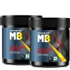 MuscleBlaze Citrulline Malate, 0.22 lb Unflavored - Pack of 2