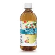 HealthKart Apple Cider Vinegar Filtered, 0.5 L Unflavoured