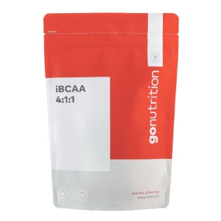 GoNutrition iBCAA 4:1:1,  0.55 lb  Fizzy Raspberry