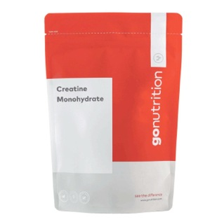 GoNutrition Creatine Monohydrate,  Unflavoured  0.55 lb