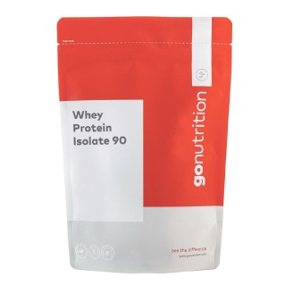 GoNutrition Whey Protein Isolate 90,  2.2 lb  Caffe Latte